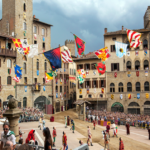 culture traditions goliardia events palio italy festivals