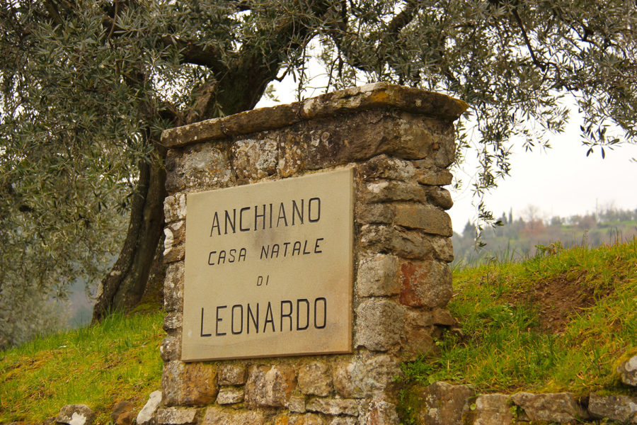 Travel on the birthplace of leonardo da vinci anchiano florence tuscany